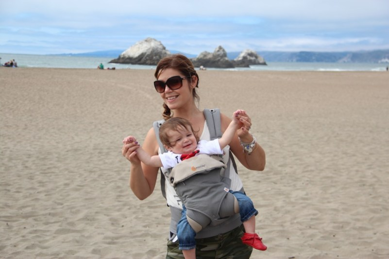 Ergo Baby Carrier baby travel must have