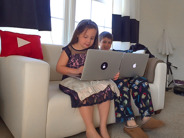 take your child to work day bloggers