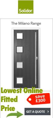 Solidor Milano Composite Door Range