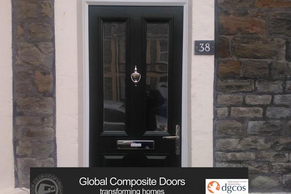 Black-2-Panel-2-Square-Global-Composite-Door 2
