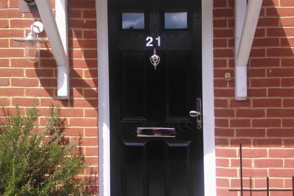 Black-4-Panel-2-Square-Global-Composite-Door-6