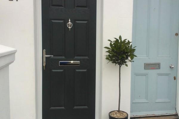 Black-6-Panel-Global-Composite-Door-4 2