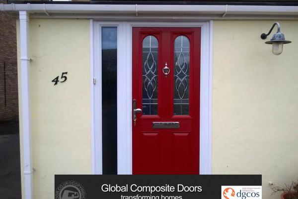 Red-2-Panel-2-Arch-Global-Composite-Door-7