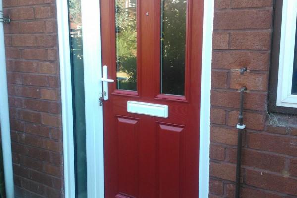 Red-2-Panel-2-Square-Global-Composite-Door-5
