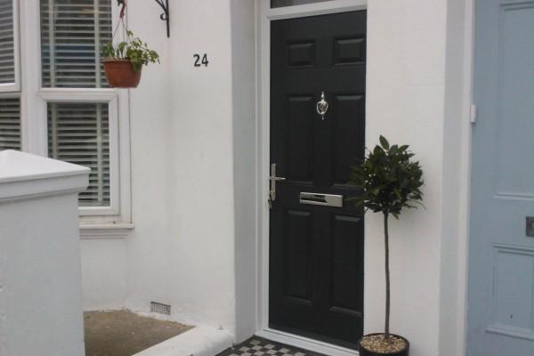 black-6-panel-Global-Composite-Door