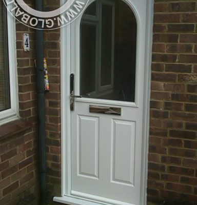 white-2-panel-1-arch-global-composite-door-silver
