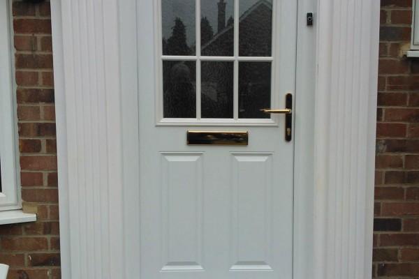 white-2-panel-sunburst-Global-Composite-Door