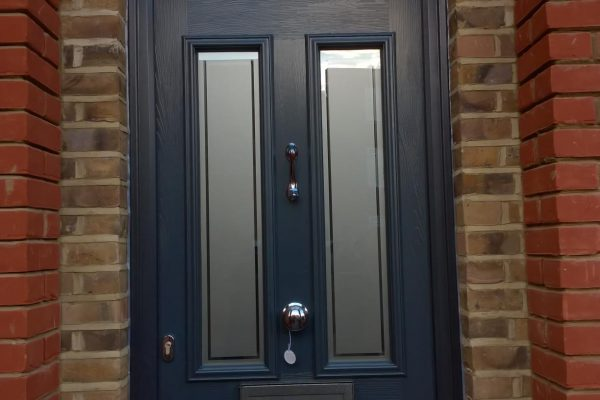 Anthracite Grey Ludlow 2 with etched Top Box