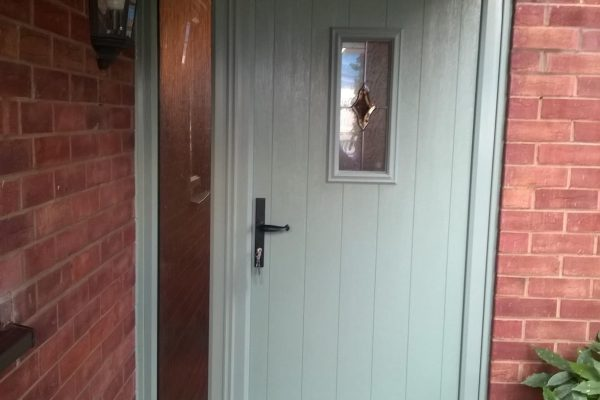 Chartwell Green Flint 2 with Side Panel