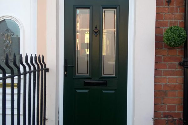Green Ludlow 2 with Top Box