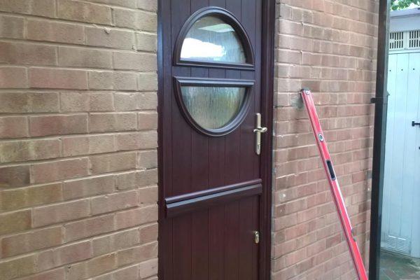 Rosewood Pisa Stable Door