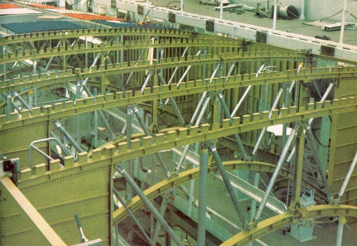 Mid-Fuselage Struts