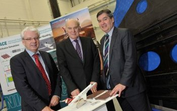 Photo of Vince Cable opens New 6 Million Composites Research Centre