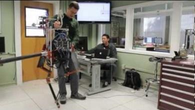 Photo of Dancing Monopod Robot uses Fibreglass Springs