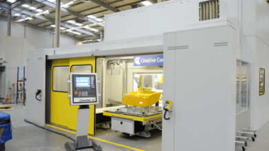 Photo of Creative Composites Invests in CNC Trimming Centre