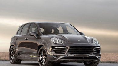 Photo of Top Car Cayenne Vantage 2 Carbon Edition