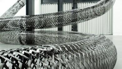 Photo of Carbon Fibre Bench As Big As A Warehouse