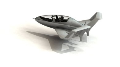 Photo of Meet the Aircraft with the Fuel Economy of a Car