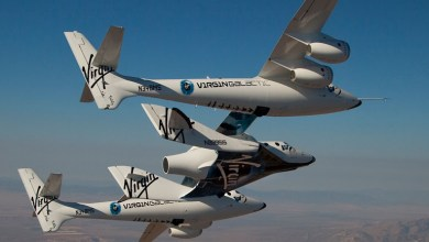 Photo of Virgin Galactic's Space Vehicles Get the Green Light for Powered Flight