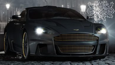 Photo of The DMC Fakhuna Aston Martin DBS