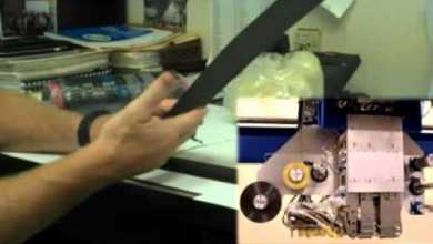 Photo of NASA Advanced Thermoplastic Tape and Composites Processing Method