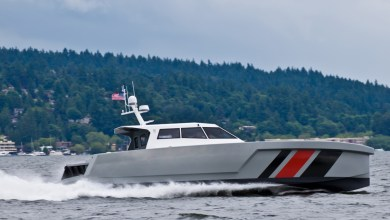 Photo of Zyvex Marine Launch First Nano Composite Manned Boat