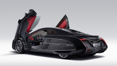 Photo of The McLaren X1