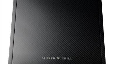 Photo of Dunhill Carbon Fibre Poker Set