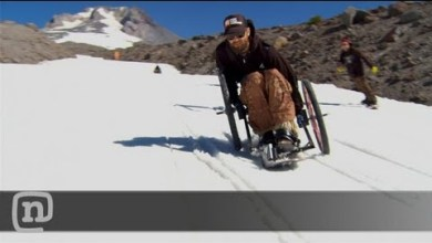 Photo of Adaptive Snowboard Reinvented