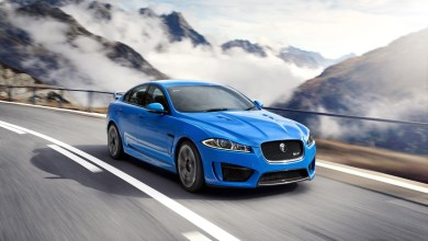 Photo of The 2014 Jaguar XFR-S