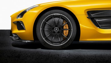 Photo of Mercedes Benz SLS AMG Black Series