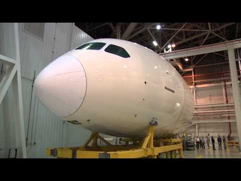 Photo of Spirit AeroSystems Celebrate Boeing 787 Composites Fuselage Milestone