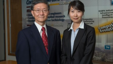 Photo of Researchers Create Flexible Composites