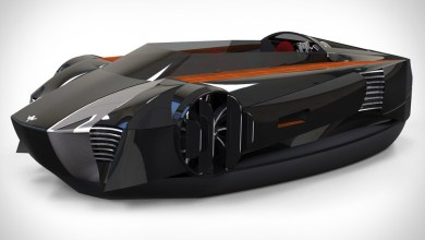 Photo of The Hovercraft That Thinks It's A Sports Car