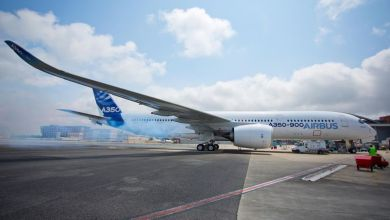 Photo of Airbus fires up the Engines on the A350 XWB