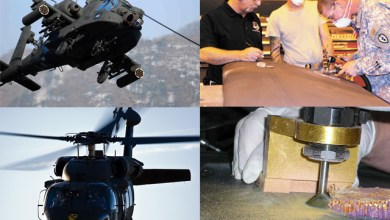 Photo of US Army adopts Stronger, Lighter Composite Materials