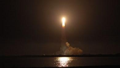 Photo of ATK Provides Composite Structures for Delta IV Rocket