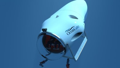 Photo of OceanGate Announce New Carbon Fibre Hull Design for Manned Sub