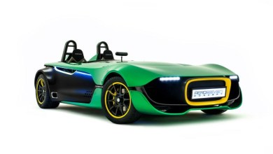 Photo of Caterham Reveals New AeroSeven Concept Car