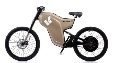 Photo of Greyp G12 Bike
