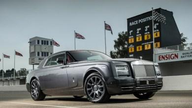 Photo of Rolls Royce Release Carbon Fibre Coupé