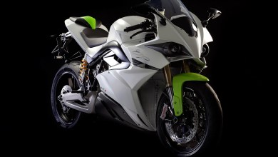 Photo of The Energica Ego