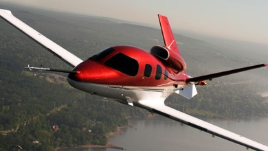 Photo of TenCate Signs new Composites Contract with Cirrus Aircraft