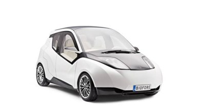 Photo of The Biofore Concept Car