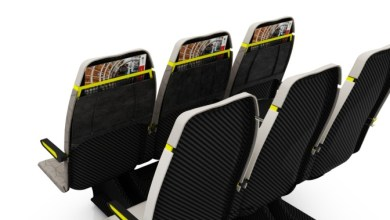 Photo of Zodiac & Hexcel Teamup to Introduce all Composite Airline Seat