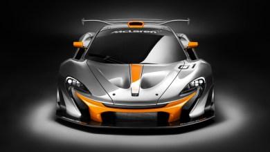 Photo of McLaren Unveil P1 GTR Design Concept