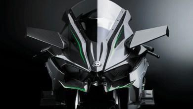 Photo of The Kawasaki Ninja H2R Is a 300 HP Carbon Fibre Rocket