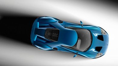 Photo of Ford Unveils All-New Carbon Fibre GT Supercar