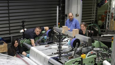 Photo of Research Centre Invests in Custom Composites Loom