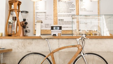 Photo of The Urban One Bamboo Flax Bike